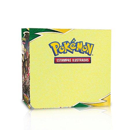 Booster Box de cartas de Pokemon Espada e Escudo 7 - Céus em Evolução
