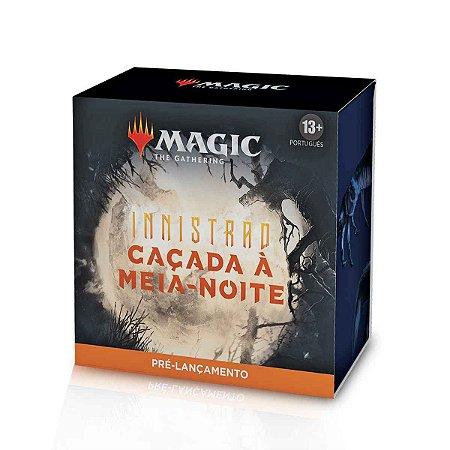 Pacote de Pré-lançamento Magic Innistrad: Caçada à Meia-noite