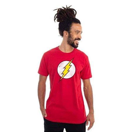 Camiseta Logo Flash