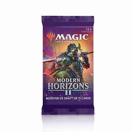 Booster Magic Modern Horizons II PTBR