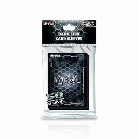 Yu-Gi-Oh! - Dark Hex Card Sleeves (50 und)