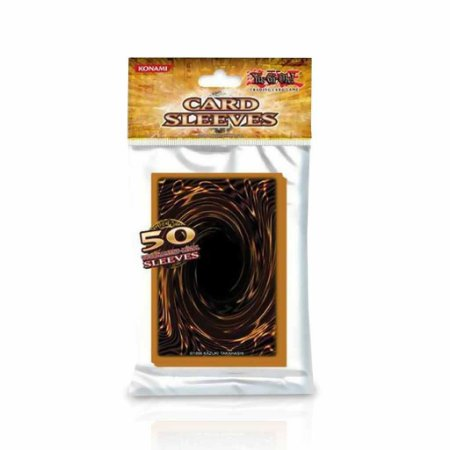 Yu-Gi-Oh! Deluxe Card Sleeves (50 und)