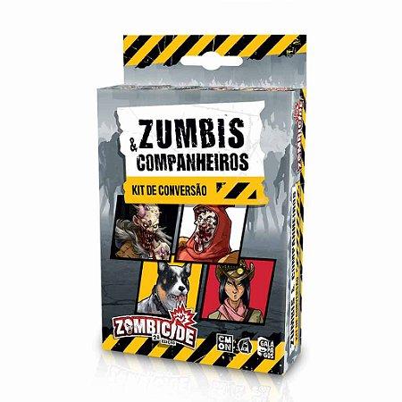 Zombicide (2ª edição) - Zumbis e Companheiros Kit de Conversão
