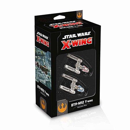 Star Wars X-Wing 2.0: BTA-NR2 Y-Wing Expansion Pack - Wave 9 - Inglês