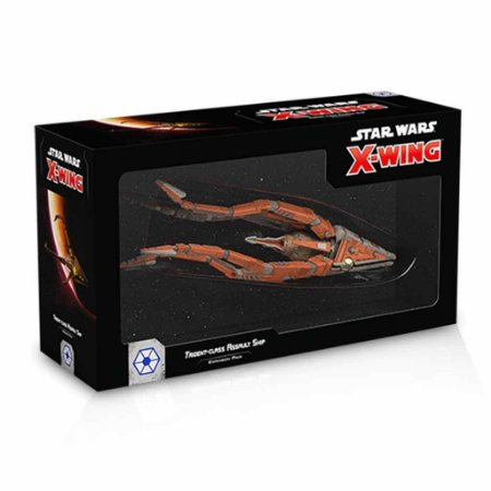 Star Wars X-Wing 2.0: Trident Class Assault Ship Expansion Pack - Wave 9 - Inglês