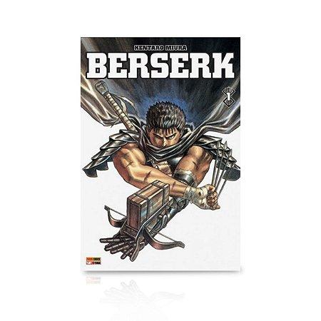 Berserk - Edição De Luxo - Vol 01