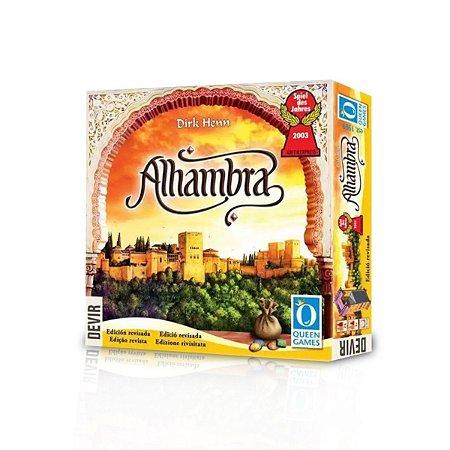 Alhambra - Edição revisada - Devir
