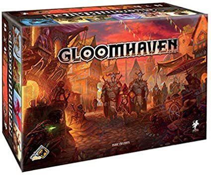 Gloomhaven +  Frete Gratis Brasil