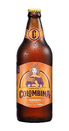 Cerveja Colombina Session IPA 600ml
