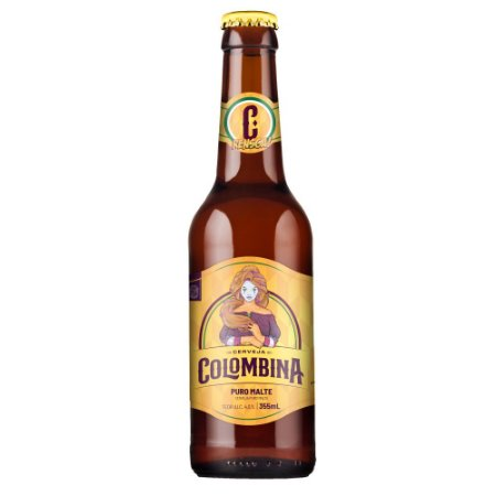 Cerveja Colombina Pilsen 355ml