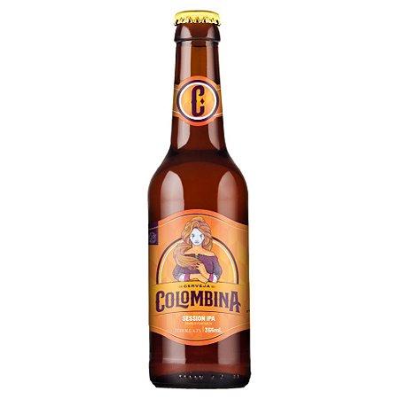 Cerveja Colombina Session IPA 355ml