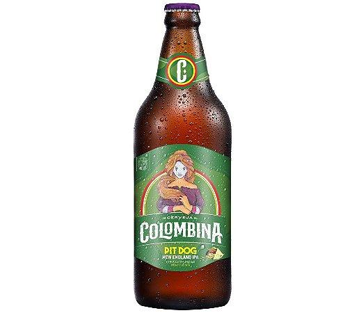 Cerveja Colombina PIT DOG - 600ml