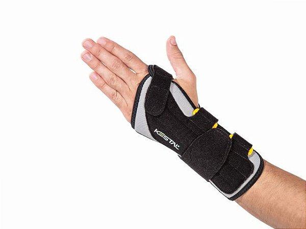 Munhequeira com Tala e Tiras para Punho Sensi Wrist Kestal