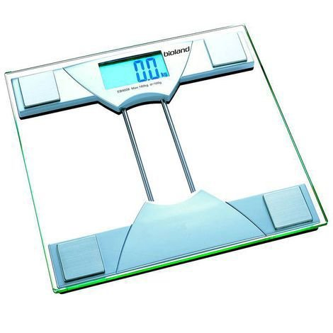 Balança Digital 180 kg Vidro Bioland