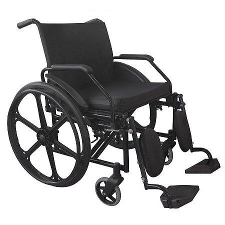 Cadeira de Rodas Active Obeso Max Com Elevação Dune