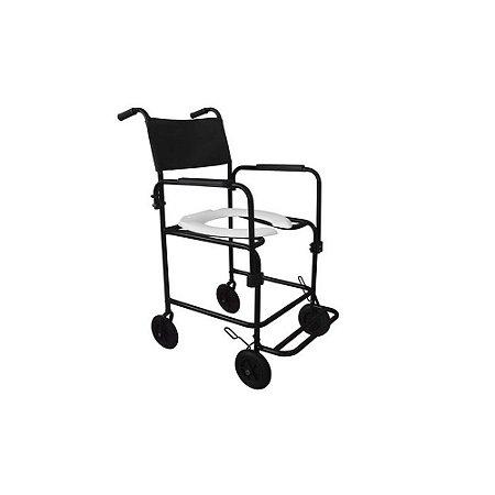 Cadeira de Banho Braços e Pés Escamoteáveis CH102 Dune