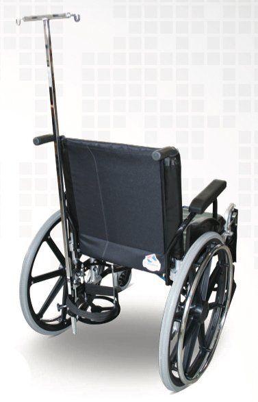 Cadeira de Rodas Manual ULX Hospitalar Ortobras