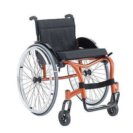 Cadeira de Rodas Manual Ativa Star Lite Ortobras
