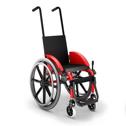Cadeira de Rodas Pediátrica Mini M Ortobras