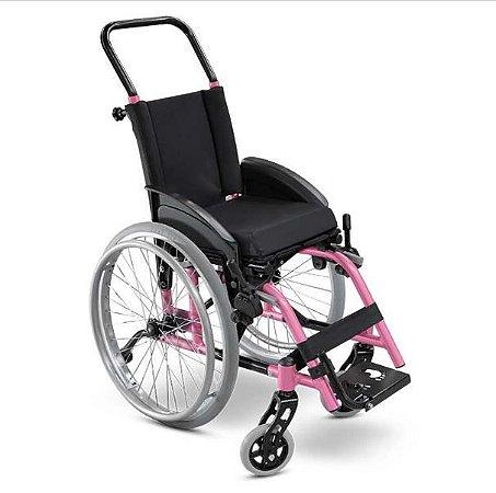 Cadeira de Rodas Pediátrica Genesys Infantil Ortobras