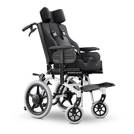 Cadeira de Rodas Postural Conforma Tilt Reclinável Ortobras