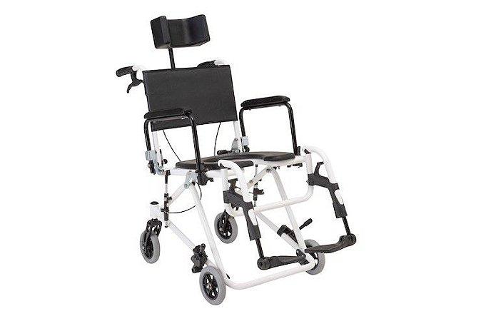 Cadeira de Banho H3 Reclinável Ortobras