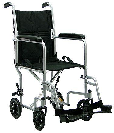 Cadeira de Rodas Praxis Série Europa Veneza Preta