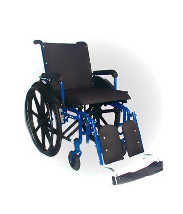 Aluguel Cadeira de Rodas Aço Obeso para 130 Kg