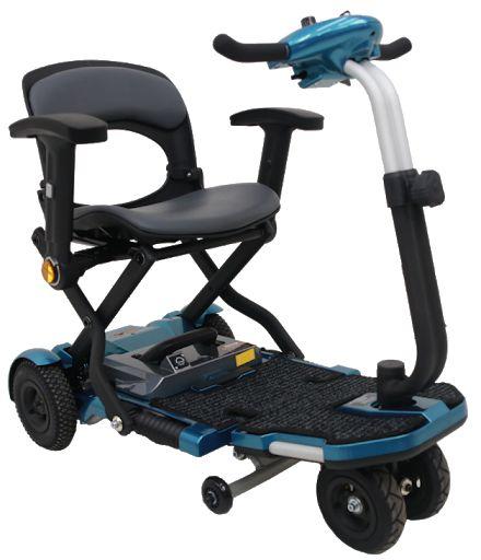 Cadeira de Rodas Scooter Elétrica Dobrável Mirage Lp Freedom
