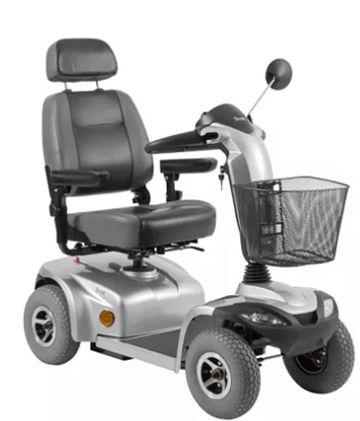Cadeira de Rodas Scooter Elétrica Scott X Ottobock