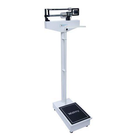 Balança Antropométrica Mecânica 150kg Divisão 100g 110-CH