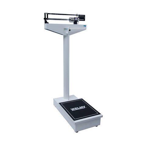 Balança Antropométrica Mecânica 300kg Divisão 100g 104-A Welmy