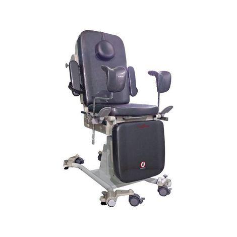 Cadeira para Exame Ginecológico Automática com Gavetas Medpej