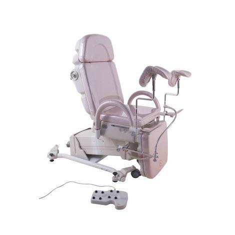 Cadeira para Exame Ginecológico Para Obeso Automática CG7000 I Medpej
