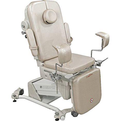 Cadeira para Exame Ginecológico Automática CF7000 P Medpej