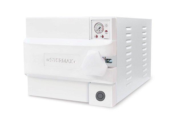 Autoclave Box Analógica Ciclo Silencioso Pequena 75L Stermax