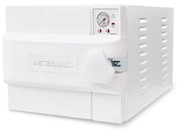 Autoclave Box Analógica Pequena 30 Litros Stermax
