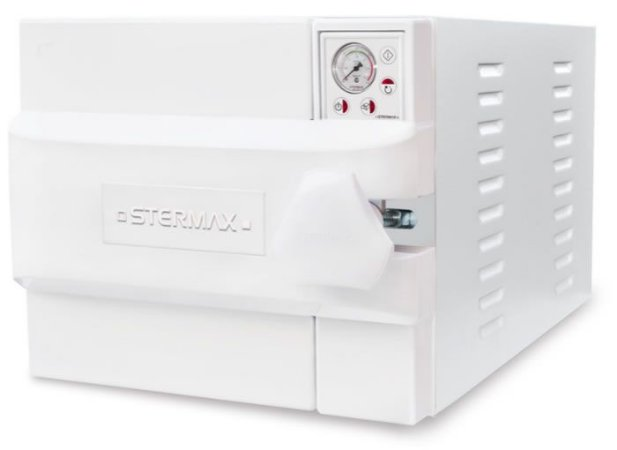 Autoclave Box Analógica Pequena 42 Litros Stermax