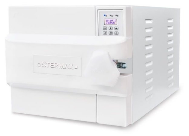 Autoclave Box Super Vacuum 40 Litros Pequena Stermax