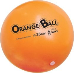 Bola de Fisioterapia para Ginásticas e Atividades Físicas 26cm Carci