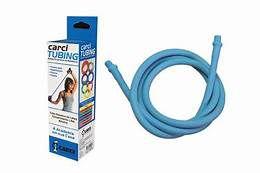 Carci Tubing Tubos Elásticos para Alongamento e Exercícios Azul Carci