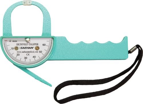 Adipômetro para Medição da Taxa de Gordura Skinfold Caliper Saehan Carci