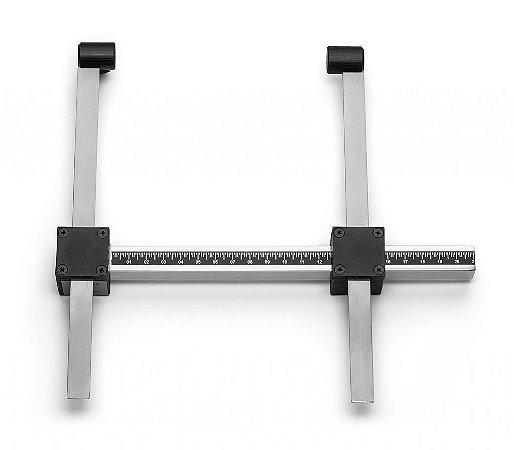 Paquímetro Analógico 22cm Regulável Cescorf