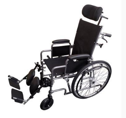 Cadeira de Rodas Reclinável Coyote R Loh Medical