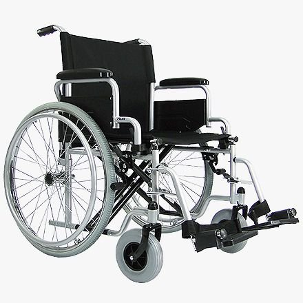 Cadeira de Rodas Praxis  Série Europa- Frankfurt- 45,5 cm