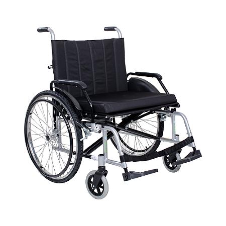 Cadeira de Rodas para Obeso com Pneus Infláveis 150kg CDS