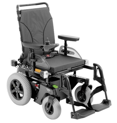 Cadeira de Rodas Motorizada Elétrica Juvo B4 Ottobock