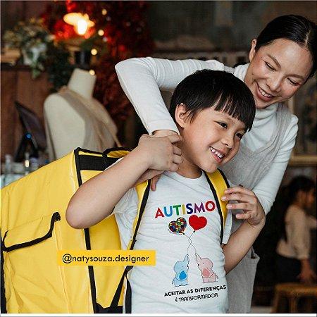 Autismo - Aceitar as diferenças é transformador (Algodão)