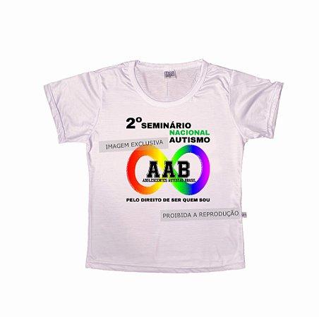 2º Seminário Nacional Autismo - AAB - Adolescentes Autismo Brasil - Pelo Direito de Ser quem Sou