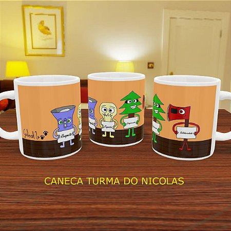 Canecas de Porcelana Passos de um Autista - Gabriel Verçoza (3 modelos)